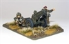 Bolt Action - British Paratrooper 75mm Pack Howitzer