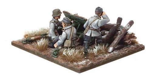 German 50 Mm Anti Tank Gun: Finnish 37 PstK/36 Bofors Anti-tank Gun