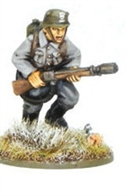Bolt Action - Finnish light mortar and flamethrower teams
