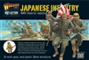 Bolt Action - Imperial Japanese Army Plastic Boxed Set