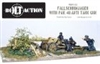 Bolt Action - Fallschirmjager Pak 40 & 4 Crew