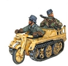 Bolt Action - German Heer /Waffen-SS Kettenkrad (1943-45)