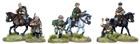 Bolt Action - Waffen SS Cavalry NCO & LMG 1942-45