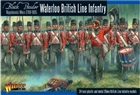 Warlord Games  - Napoleonic War British Line Infantry - Waterloo TWO BOXES