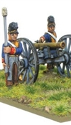 Warlord Games - Napoleonic British 6pdr Artillery