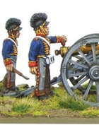 Warlord Games - Napoleonic British 9pdr Artillery