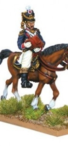 Warlord Games - Mounted Napoleonic French Infantry Colonels