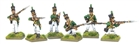 Warlord Games  - Napoleonic Nassau Light Infantry Firing