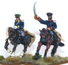 Warlord Games - Prussian Landwehr Mounted Officers