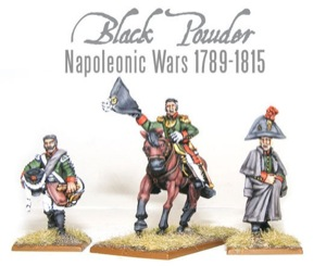 Warlord Games - 1809-1815 Russian Napoleonic Command