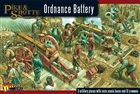 Pike and Shotte - Ordnance Battery