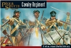 Pike and Shotte - Cavalry plastic set
