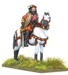 Pike and Shotte - Mounted Mercenary Captain (Wars of Religion)