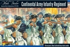 Warlord Games - AWI Continental Army Infantry Regiment