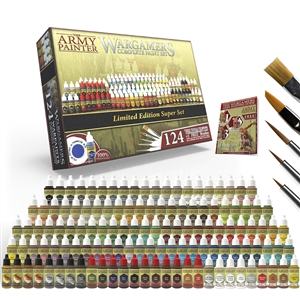 Army Painter War Paint - Wargamers Complete Paint Set