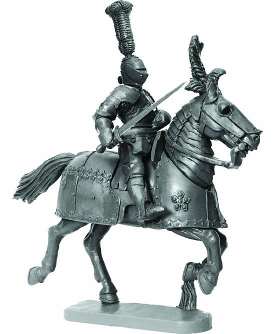 Perry Miniatures - Mounted Men at Arms 1450-1500