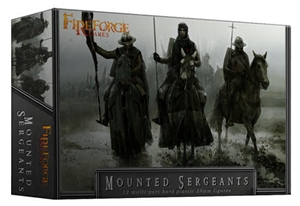 Fireforge Games - Mounted Sergeants TWO BOXES