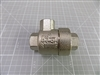 QUICK RELEASE VALVE END TRIM UNIT 1/4 NPT