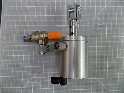 INFEED CUTTER CYLINDER ASSEMBLY