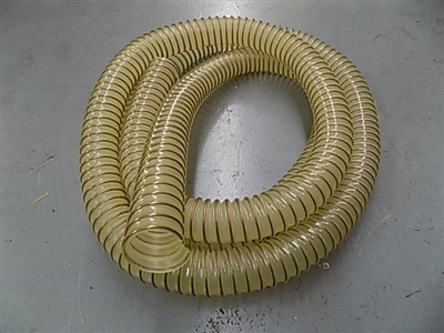 40MM CLEAR FLEX HOSE PUR L-F