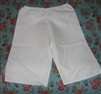 Girl Bloomers White Muslin XS 18m to 3
