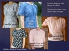 Ladies Regency Blouse Custom all sizes