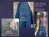 Girl 4 Tiered Skirt in Denim, Flannels, Linen & more custom