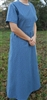 Ladies Everyday Dress with A-line Skirt all sizes