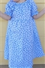 Girl Peasant Dress Yellow Floral size 3