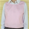 Ladies Vest Slip-on Elegance Pink cotton size M 10 12 petite