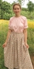 Peasant Top & Loungewear / Nightgown with Set-in Sleeves Pattern
