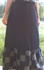Girl A-line Skirt Manchester Charcoal size 5