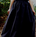 Ladies Full Skirt Custom in Corduroy S, M, L, XL, 1X, 2X, 3X