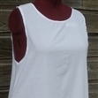 Ladies Camisole Slip Cotton white or black all sizes