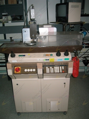 Esec 8003 Wafer Dicing Saw For Sale By Spectrum Process