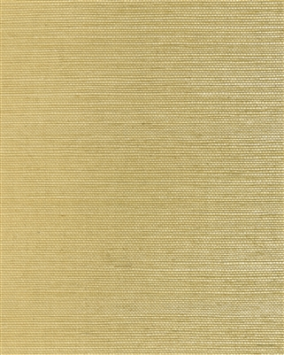 Medium Tan tight sisal weave grasscloth