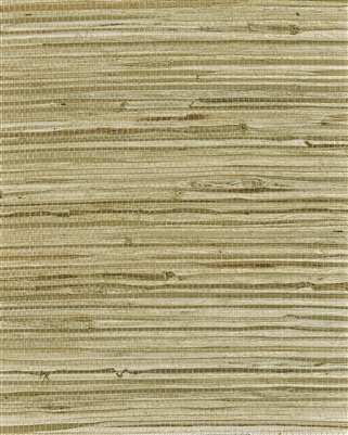 Pale straw blend natural grasscloth