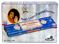 Wholesale Sai Baba Nag Champa Incense 40 Gram Pack