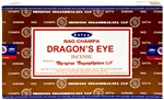 Wholesale Satya Dragon's Eye Incense 15 Gram Packs (12/Box)