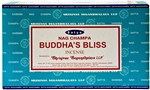 Wholesale Satya Buddha's Bliss Incense 15 Gram Packs (12/Box)