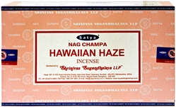 Wholesale Satya Hawaiian Haze Incense 15 Gram Packs (12/Box)