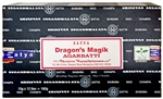 Wholesale Satya Dragons Magic Incense 15 Gram Packs (12/Box)