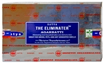 Wholesale Satya Eliminater Incense 15 Gram Packs (12/Box)