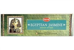 Wholesale Hem Egyptian Jasmine Incense 8 Stick Packs (25/Box)