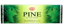 Wholesale Hem Pine Incense 8 Stick Packs (25/Box)