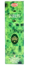 Wholesale Hem Forest Incense 8 Stick Packs (25/Box)