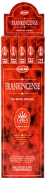 Wholesale Hem Frank Incense 8 Stick Packs (25/Box)