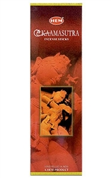 Wholesale Hem Kaamasutra Incense 8 Stick Packs (25/Box)