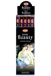 Wholesale Hem Divine Beauty Incense 8 Stick Packs (25/Box)