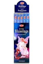 Wholesale Hem Divine Blessings Incense 8 Stick Packs (25/Box)